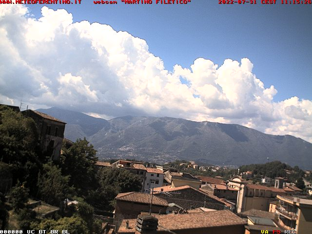 Ferentino FR webcam - Clicca per ingrandire